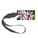 Redbud in MO Cercis canadensis f Luggage Tag
