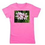 Redbud in MO Cercis canadensis f Girl's Tee