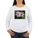 Redbud in MO Cercis canadensis f Long Sleeve T-Shi