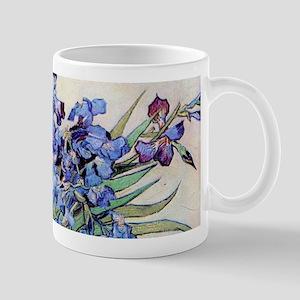 Still Life: Vase with Irises by Vincent van Gogh M