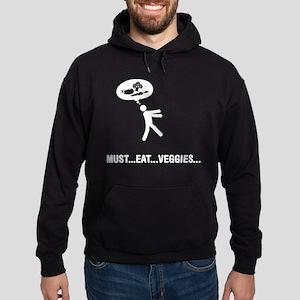 Veggie Lover Hoodie (dark)