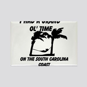 I Had A Grand Ol' Time On The South Carolina Coast