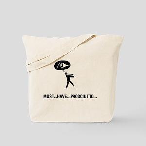 Prosciutto Lover Tote Bag