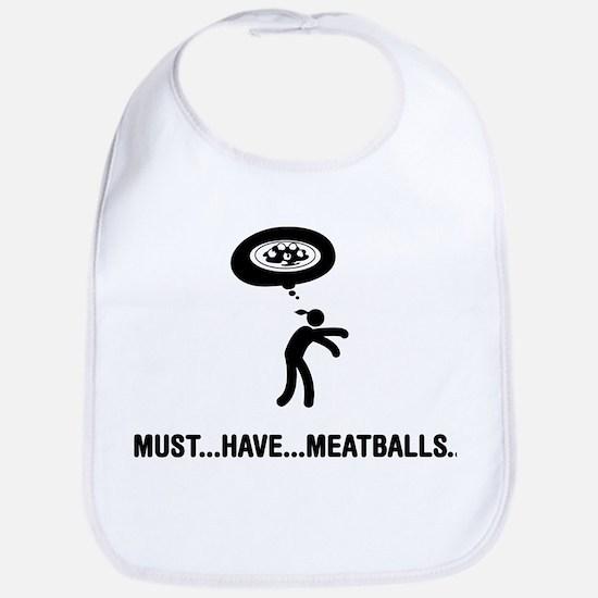 Meatball Lover Bib
