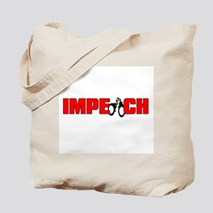 IMPEACH the PREZ Tote Bag