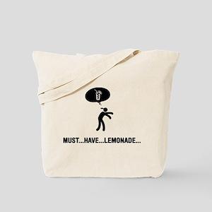 Lemonade Lover Tote Bag
