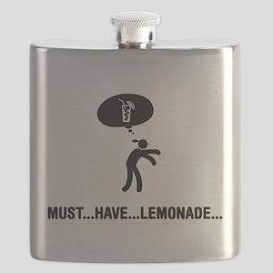 Lemonade Lover Flask