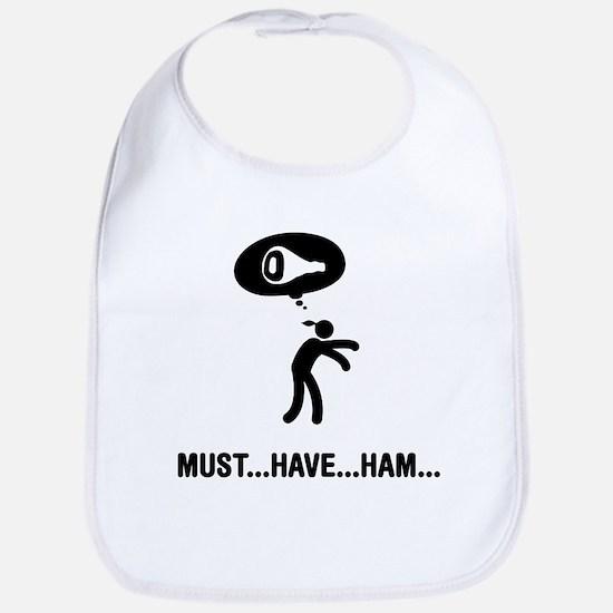 Ham Lover Bib