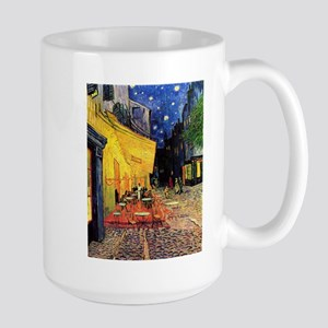 Cafe Terrace at Night by Vincent van Gogh Mug