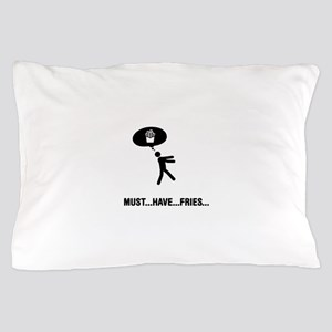 French Fries Lover Pillow Case