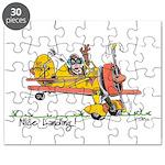 Nice Landing Puzzle