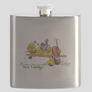 Nice Landing Flask