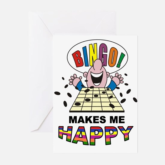 BINGO Greeting Cards (Pk of 10)