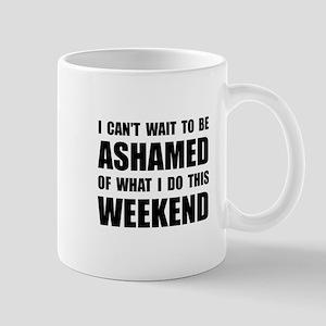 Ashamed Mug