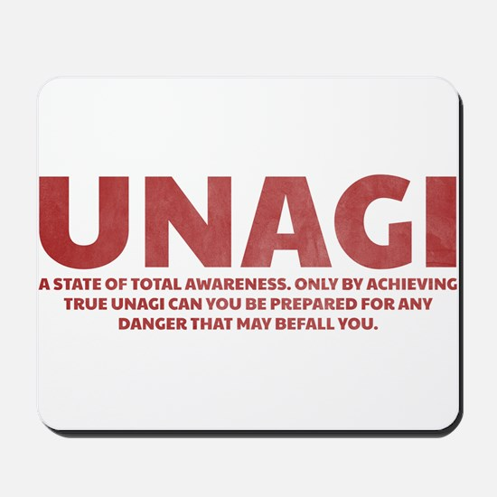 Friends Unagi Mousepad