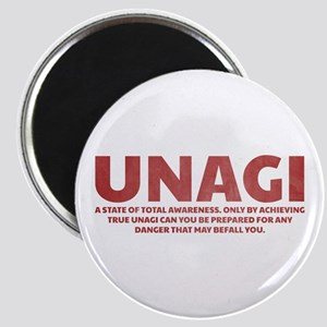 Friends Unagi Magnet
