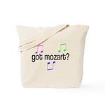 Mozart Tote Bag