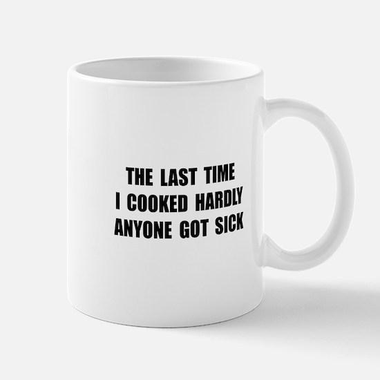 Cooked Sick Mug