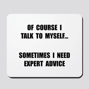Expert Advice Mousepad