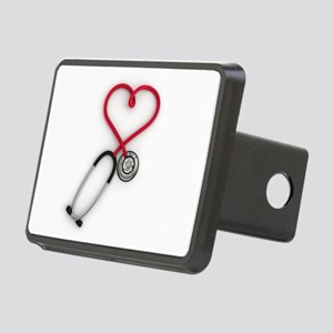 Nurses Have Heart Hitch Cover