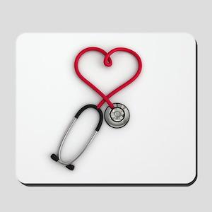 Nurses Have Heart Mousepad