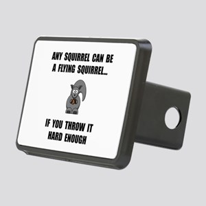 Flying Squirrel Hitch Cover