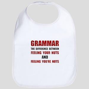 Grammar Nuts Bib