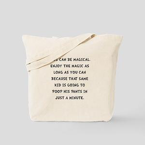 Kids Magic Tote Bag