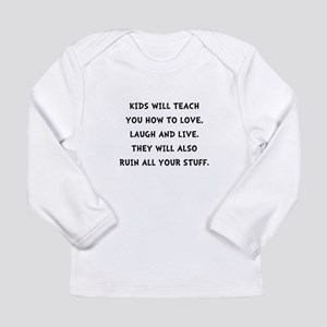 Kids Ruin Long Sleeve T-Shirt