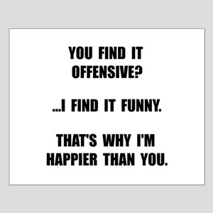 Offensive Happy Posters