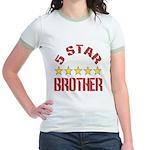 5 Star Brother Jr. Ringer T-Shirt