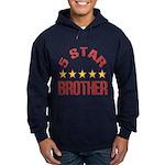5 Star Brother Hoodie (dark)