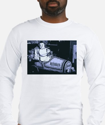 Vroom vroom baby Long Sleeve T-Shirt