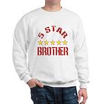 5 Star Brother Sweatshirt
