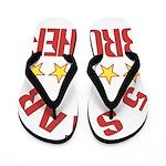 5 Star Brother Flip Flops