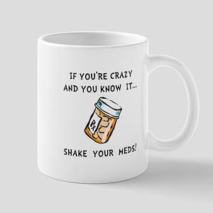Shake Meds Mug