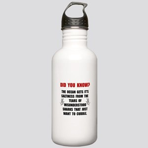 Sharks Cuddle Water Bottle