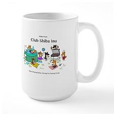 Club Shiba Inu Mugs
