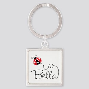 Ladybug Bella Keychains