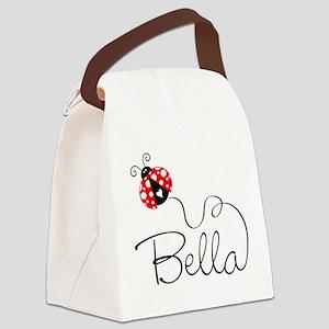Ladybug Bella Canvas Lunch Bag