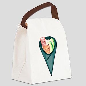 Temaki Canvas Lunch Bag