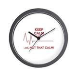 Funny doctor Wall Clocks