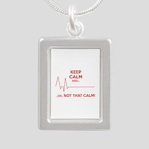 Keep calm and... Ok, not that calm! Silver Portrai