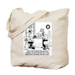 Chemical Cartoon 8791 Tote Bag