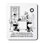 Chemical Cartoon 8791 Mousepad