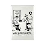 Chemical Cartoon 8791 Rectangle Magnet (10 pack)
