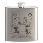 Chemical Cartoon 8791 Flask