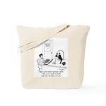 Academia Cartoon 6261 Tote Bag