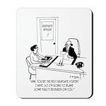 Academia Cartoon 6261 Mousepad