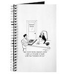 Academia Cartoon 6261 Journal